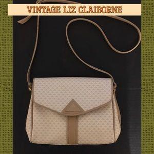 Vintage Liz Claiborne Handbag (1984)